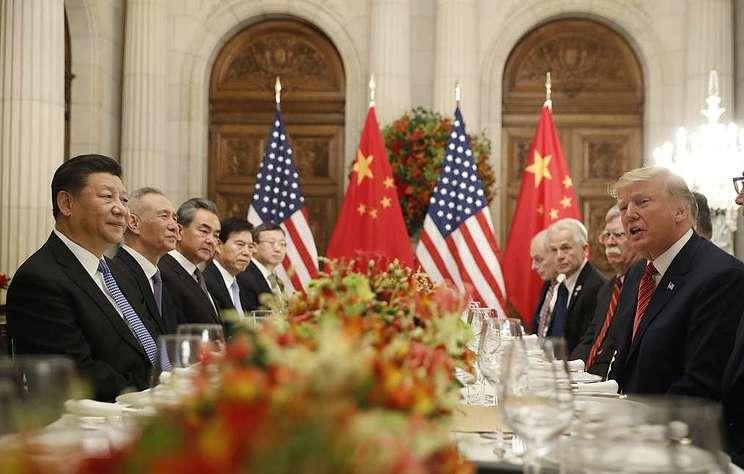 СМИ: новая встреча Трампа и Си Цзиньпина может пройти в марте в поместье Мар-а-Лаго