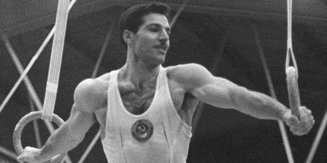 """""""С гимнастикой не расстаюсь"""". Трехкратному олимпийскому чемпиону Азаряну — 90 лет"""