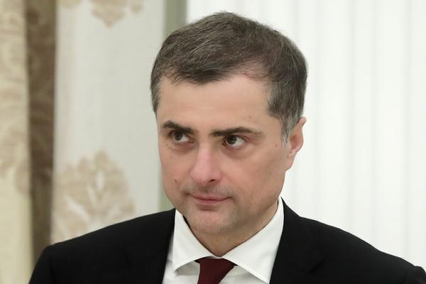 Сурков рассказал о набирающей обороты большой политической машине Путина