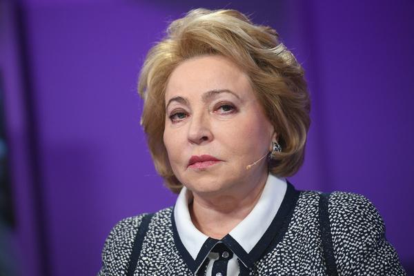 Матвиенко объявила об отсутствии сенаторов с сомнительным прошлым