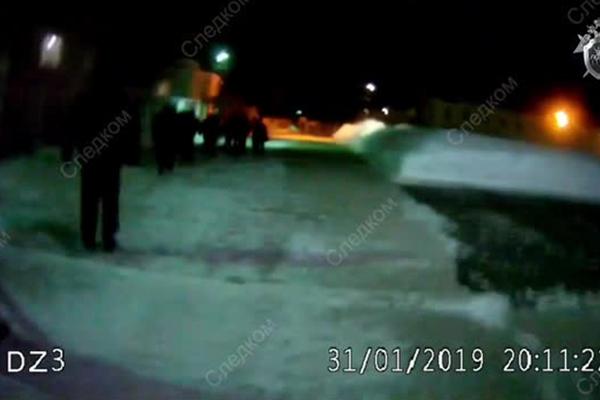 Бунт в российской колонии для особо опасных рецидивистов попал на видео