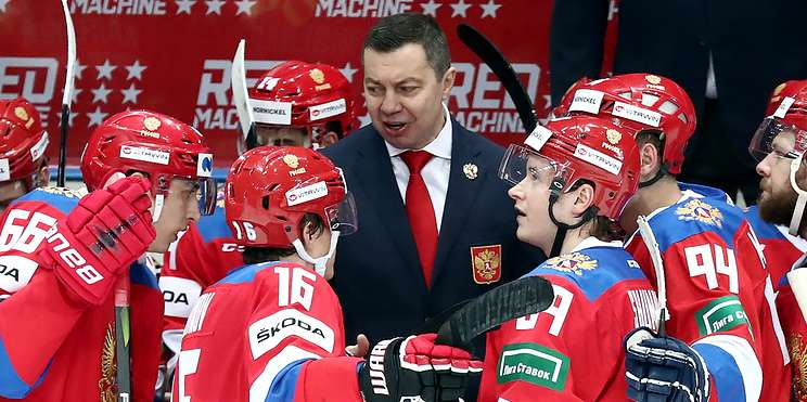 Смотр перед чемпионатом мира. Сборная России по хоккею упустила победу на Шведских играх