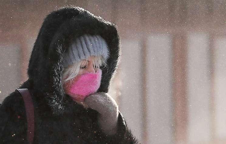 Рекордные за 130 лет морозы зарегистрировали в Томской области в феврале