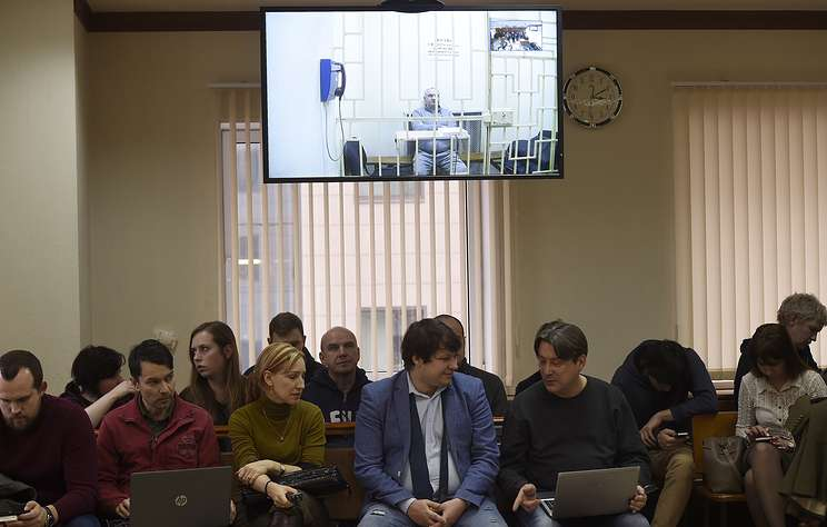 Мосгорсуд признал законным арест отца сенатора Арашукова
