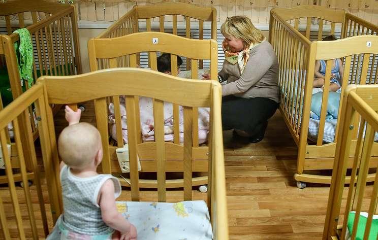 В России может быть создан институт временных профессиональных приемных семей
