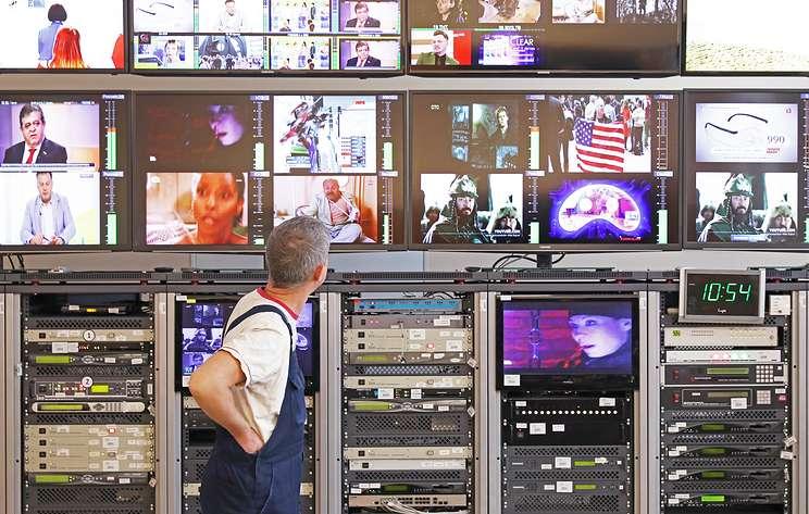 Семь регионов России перешли на цифровое телевещание