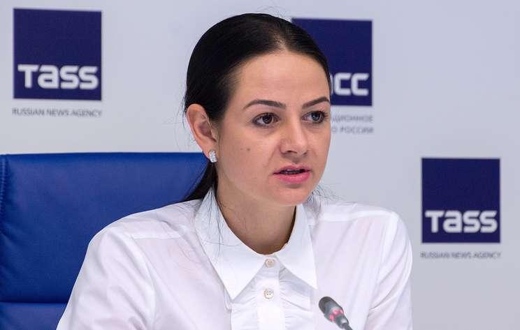 Ольга Глацких покинула пост главы департамента молодежной политики Свердловской области