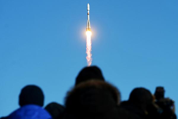 Российский спутник вновь сломался не из-за России