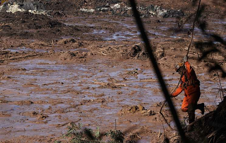 Reuters: бразильская компания Vale узнала о риске прорыва дамбы за месяцы до трагедии