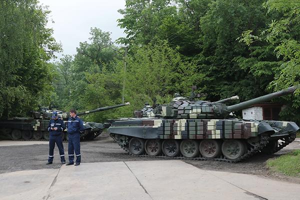 Модернизированный Т-64 назвали «танком для бедных»