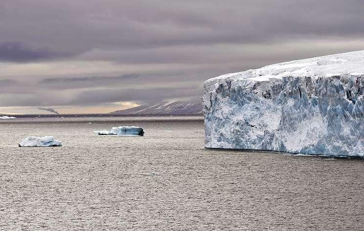 Ученые зафиксировали ускорение таяния ледников