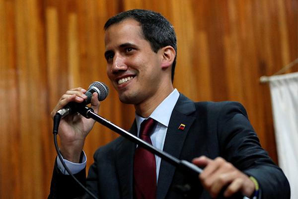 Гуайдо захотел помирить Венесуэлу с Израилем