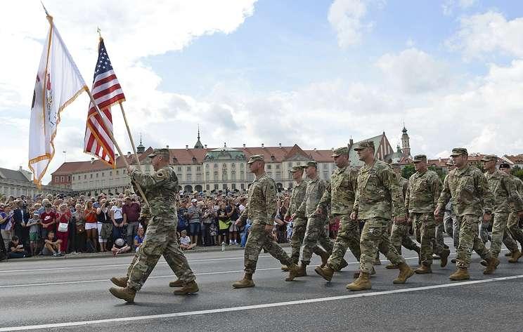 СМИ: США предложат Польше военные базы за отказ от партнерства с Китаем и Ираном