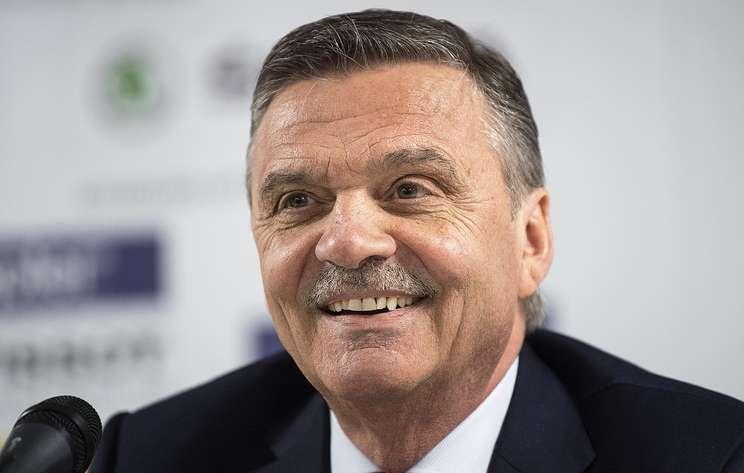 Глава Международной федерации хоккея Фазель посетит церемонию открытия Универсиады