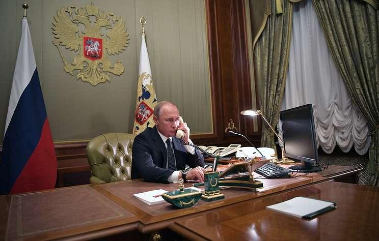 Путин выступит с посланием парламенту не в Кремле