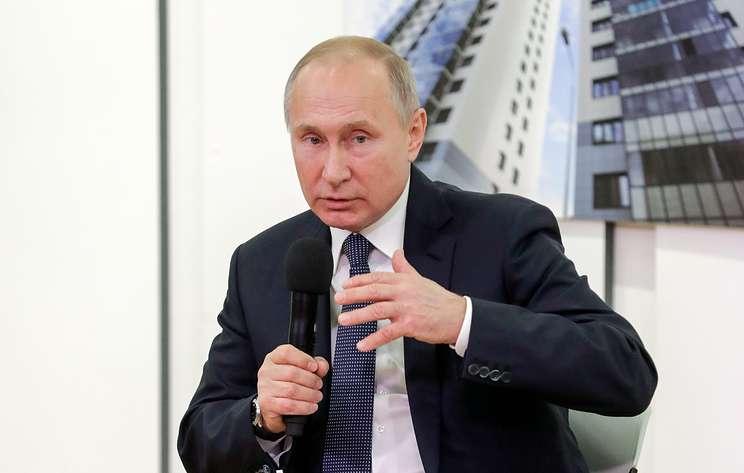Путин считает целесообразным вернуться к теме сверхзвуковых пассажирских самолетов