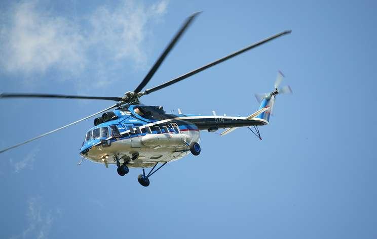 Россия впервые поставила за рубеж транспортный вертолет Ми-171А2