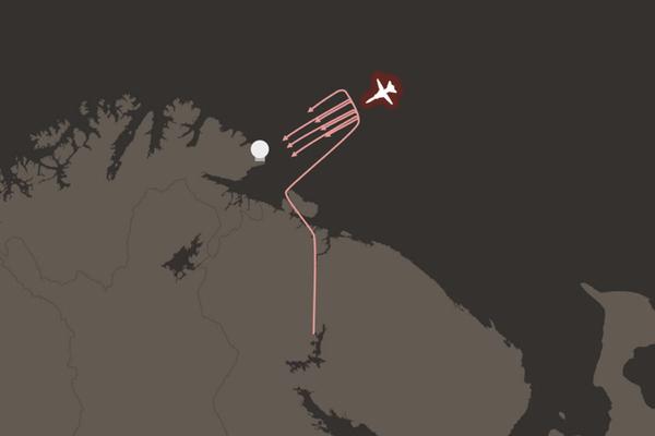 Норвегия рассказала о репетиции российской атаки с 11 бомбардировщиками