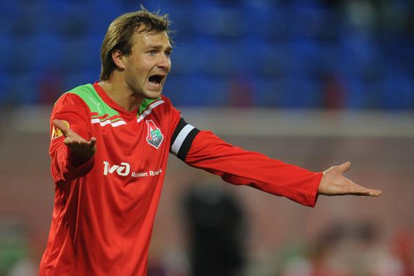 Сычев затосковал по дедовщине в российском футболе