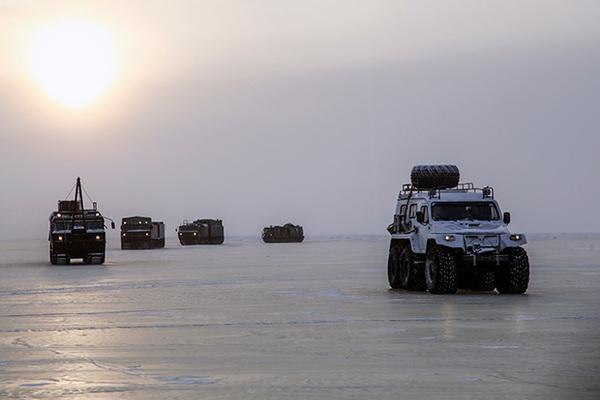 Российские ученые создали экологичное топливо для Арктики