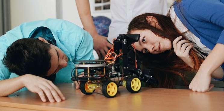 Чистый эксперимент. Как школьники создают роботов, которые освободят города от мусора