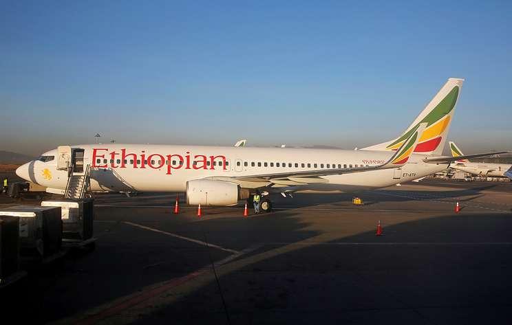 Reuters: при крушении самолета Ethiopian Airlines в Эфиопии никто не выжил