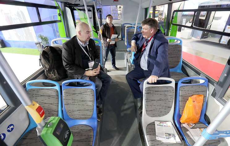 ГИБДД предложила к 2020 году оборудовать автобусы подушками безопасности