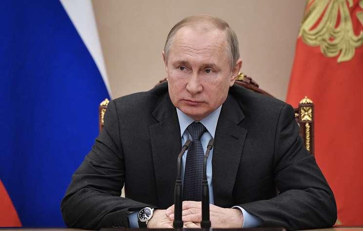 Путин утвердил Основы госполитики РФ по химической и биологической безопасности