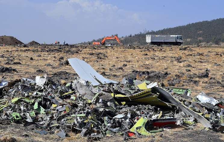 WSJ: у пилота Boeing 737 MAX перед крушением возникли проблемы с управлением