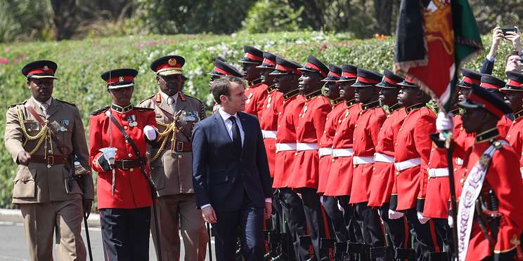 Призрак колониализма. Какие цели Франция преследует в Африке