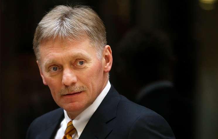 Песков считает планы испытать ракеты логическим продолжением позиции США по ДРСМД