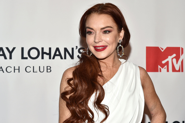 Линдси Лохан выругалась матом на русском языке