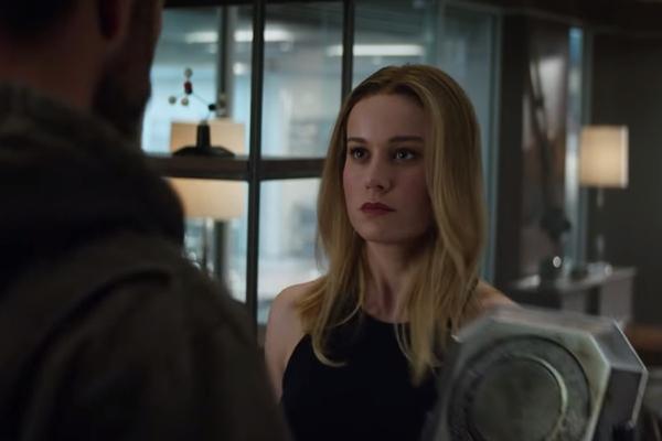 В новом трейлере «Мстители» взяли в команду самую сильную женщину