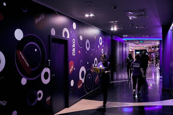 В Москве открылся первый кинотеатр под брендом Okko
