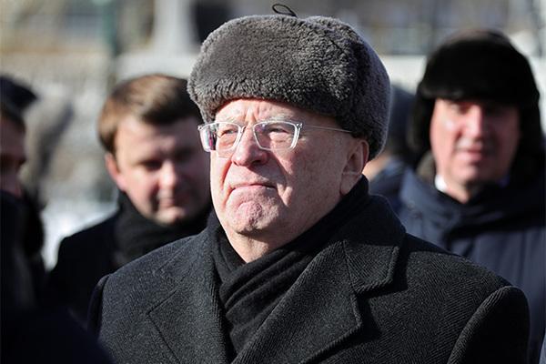 Жириновский давно пытался забрать Крым