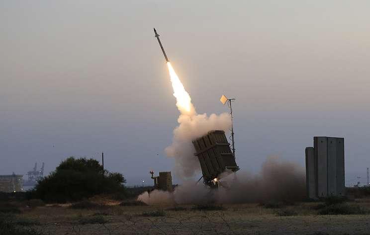 Из сектора Газа запустили две ракеты по Тель-Авиву
