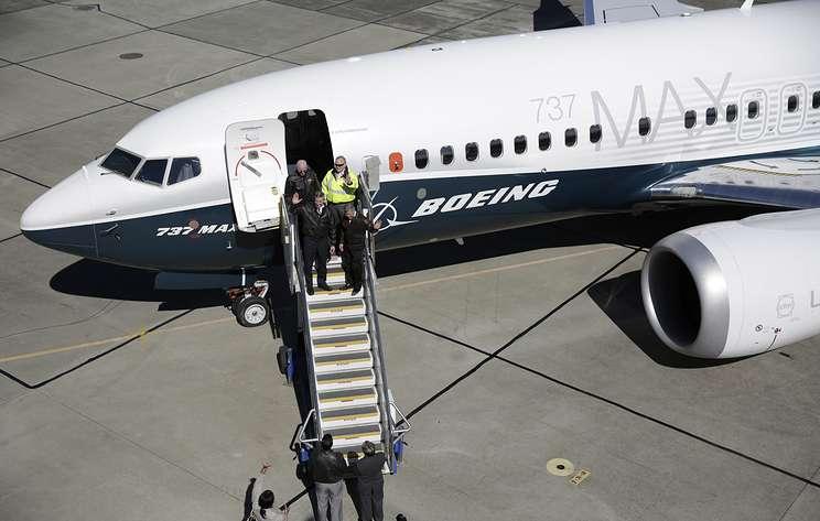 Reuters: Boeing приостанавливает поставки самолетов модели 737 MAX