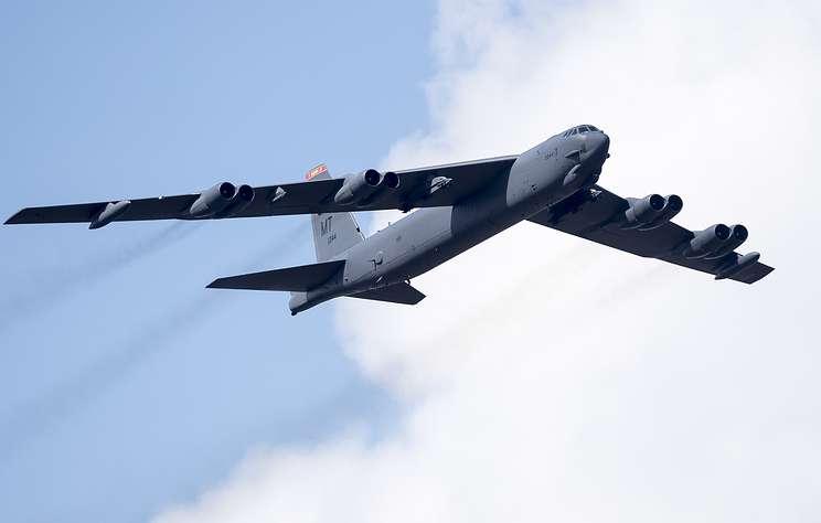 Минобороны РФ: бомбардировщик США пролетел над Балтикой в 150 км от границ России
