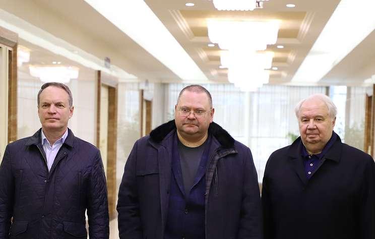 Делегация Совета Федерации прибыла в КНДР