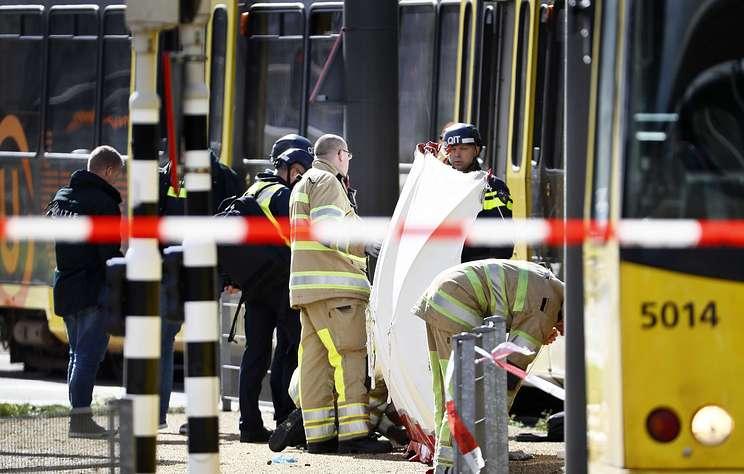 Стрельба в Утрехте. Нападавший задержан, мотивы неясны