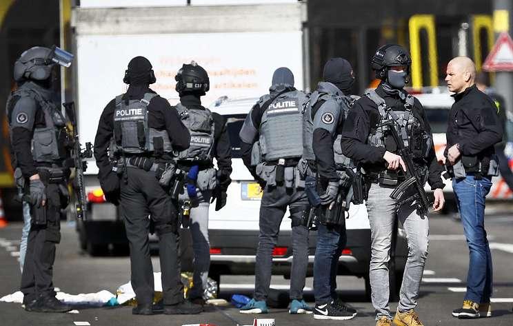 Полиция задержала еще одного подозреваемого в причастности к стрельбе в Утрехте
