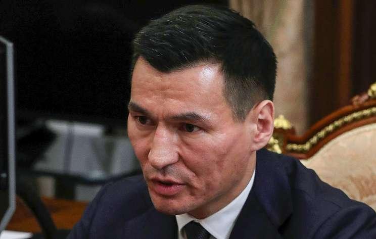Биография врио главы Республики Калмыкия Бату Хасикова