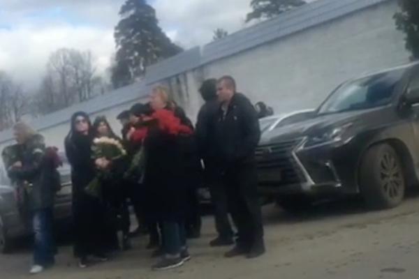 Предполагаемого казначея Солнцевской ОПГ похоронили в Москве