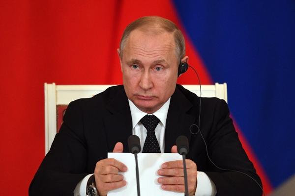 Путин впервые высказался о признании Трампом Голанских высот частью Израиля