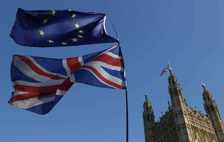 Палата общин окончательно одобрила законопроект об отсрочке Brexit