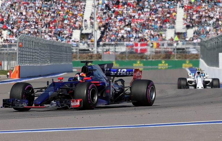 """Тысячная гонка в истории """"Формулы-1"""" пройдет в Китае"""