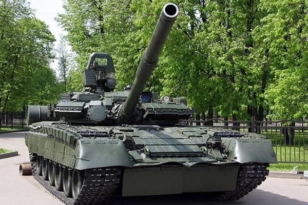 Броня Т-80БВМ оказалась «мягкой»