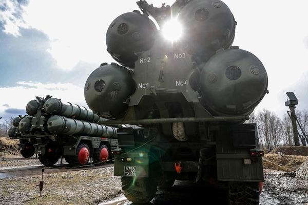 Российские С-400 назвали «кошмаром для НАТО»