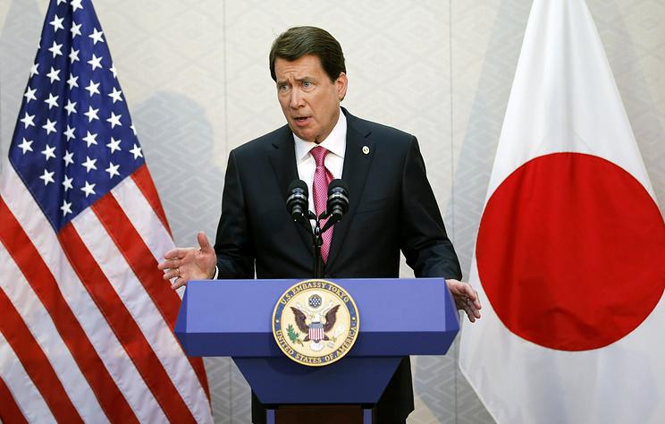 Посол США пообещал полное сотрудничество в расследовании дела об убийстве японки морпехом