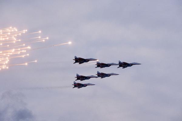 В Польше заявили о превосходстве МиГ-29 над F-16